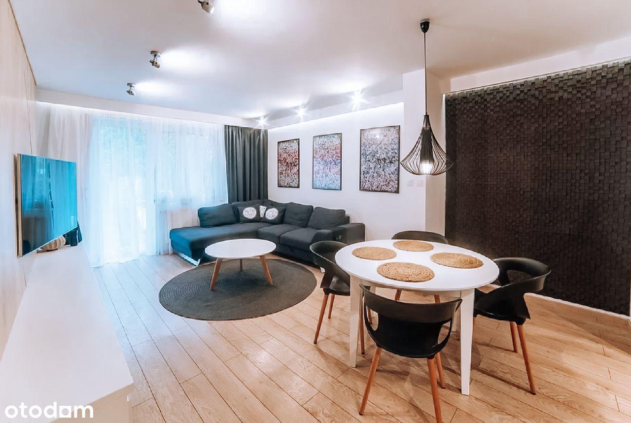 Sprzedam mieszkanie na parterze z ogrodem 95 m2