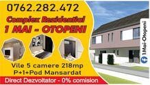 Dezvoltatori: 1 MAI OTOPENI RESIDENCE - Otopeni, Ilfov (localitate)