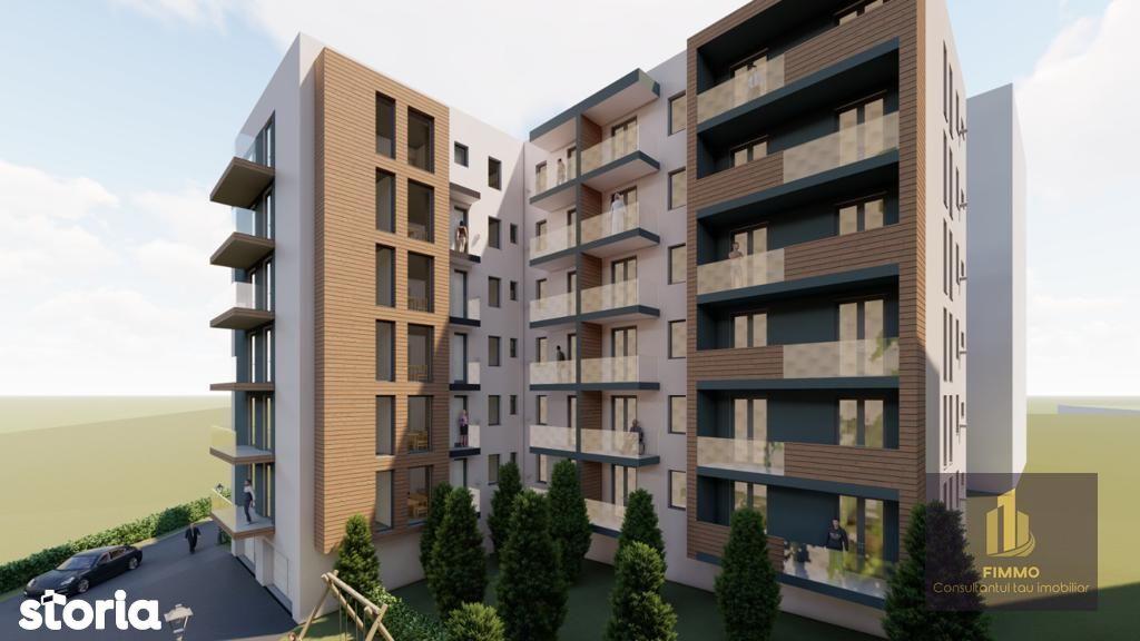 PROIECT NOU - Apartamente în bloc nou Suceava - ZAMCA!!