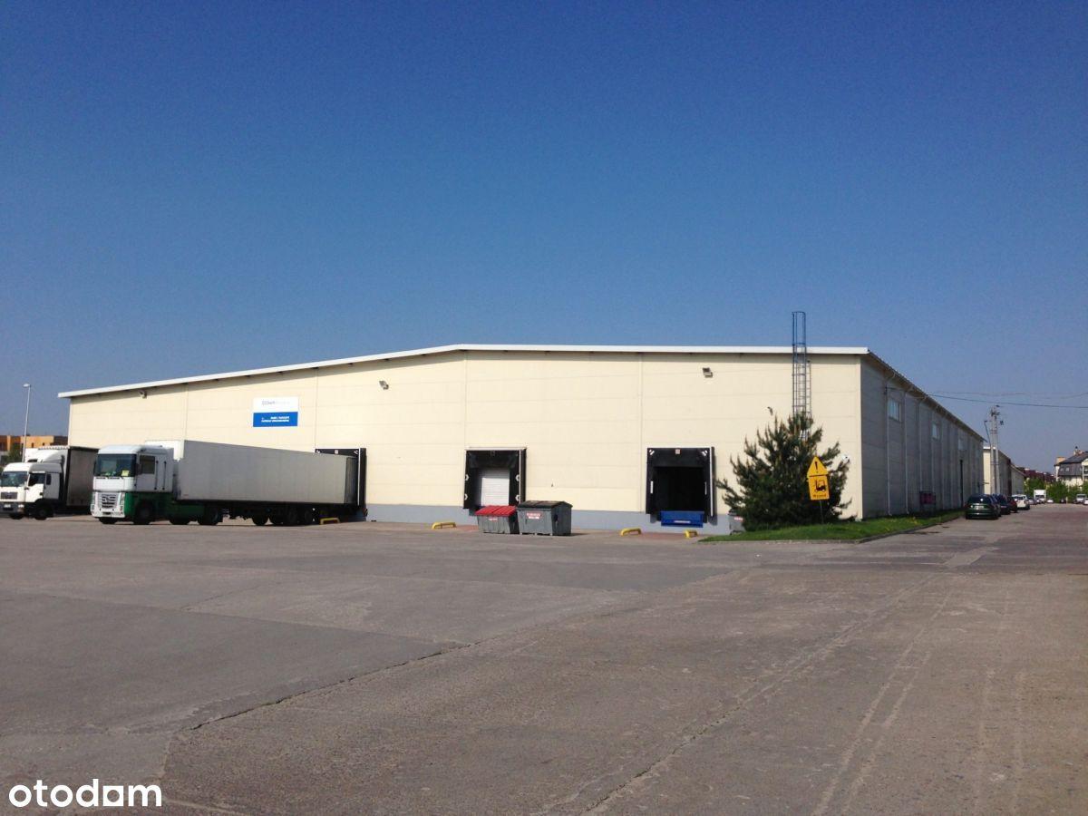 Magazynowanie lub produkcja 2500 m2 Piaseczno