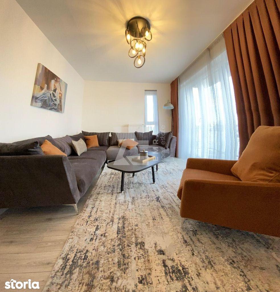 Apartament cu 3 camere în cartierul Libertății-Maurer Residence