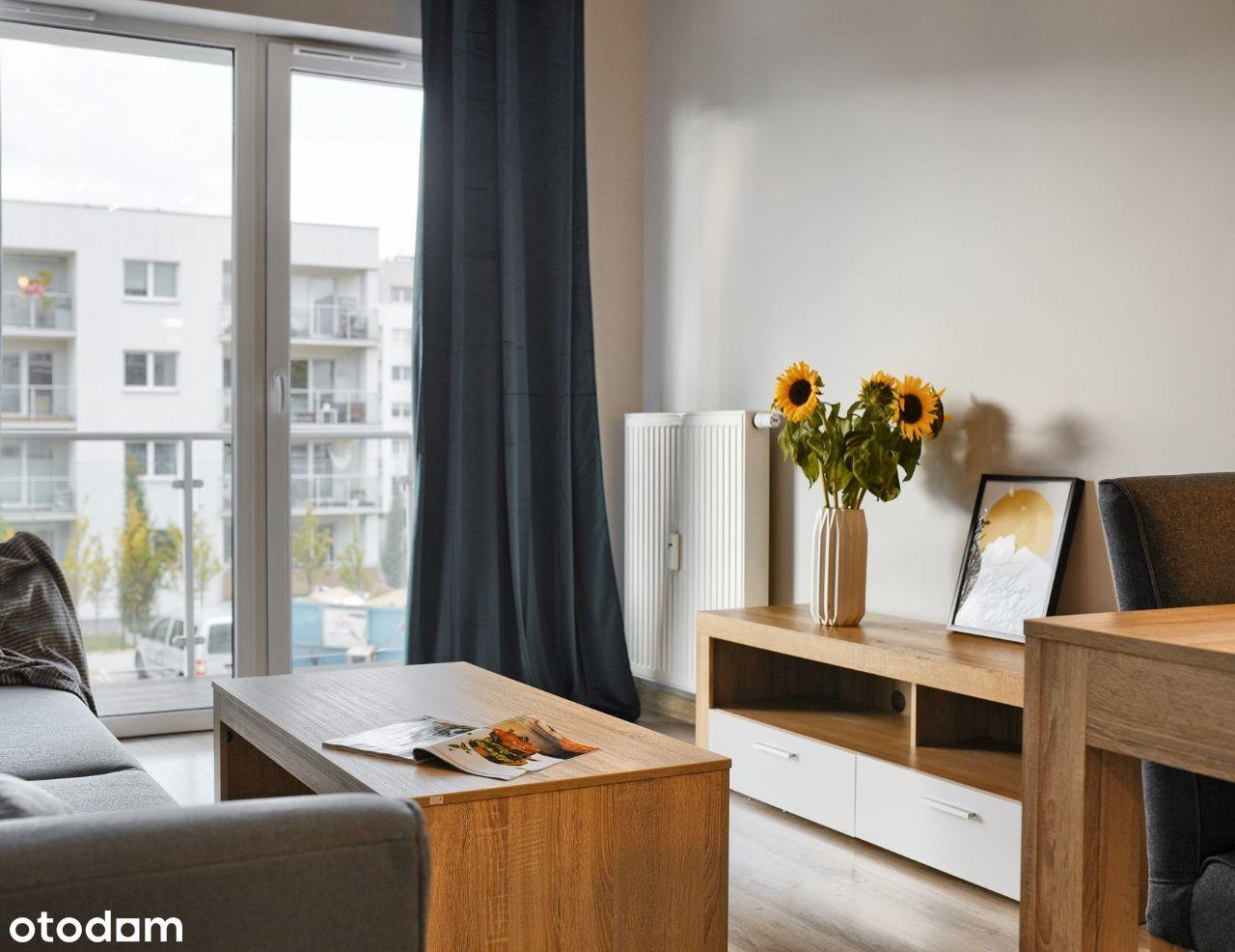 Przytulne mieszkanie do wynajęcia-ulica Jasielska
