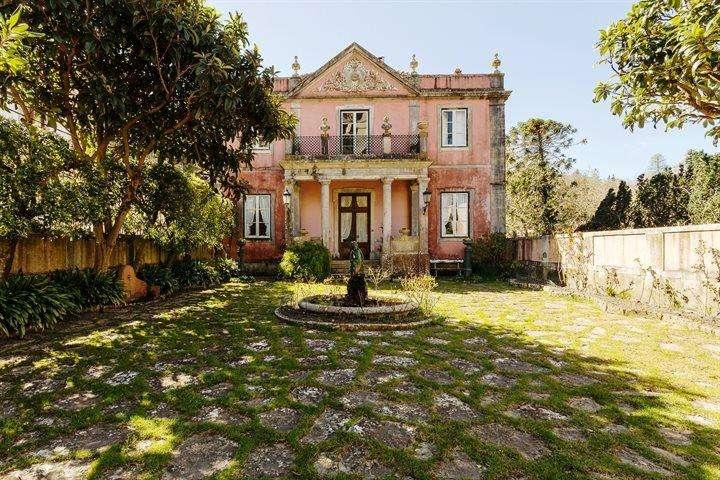 Quintas e herdades para comprar, Sintra (Santa Maria e São Miguel, São Martinho e São Pedro de Penaferrim), Lisboa - Foto 1