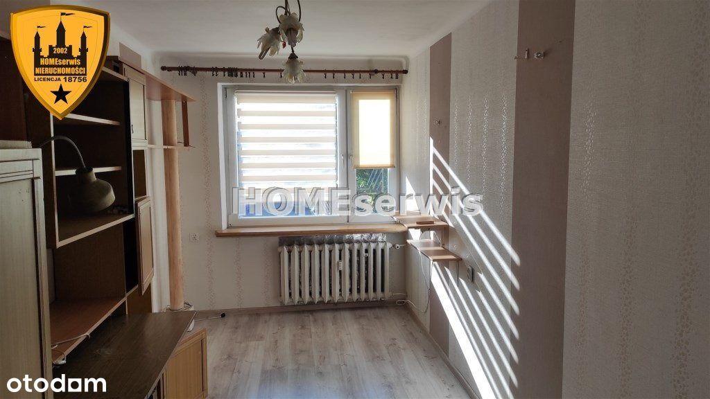 Mieszkanie 46,3 m2 piętro 1/10 centrum Ostrowca na
