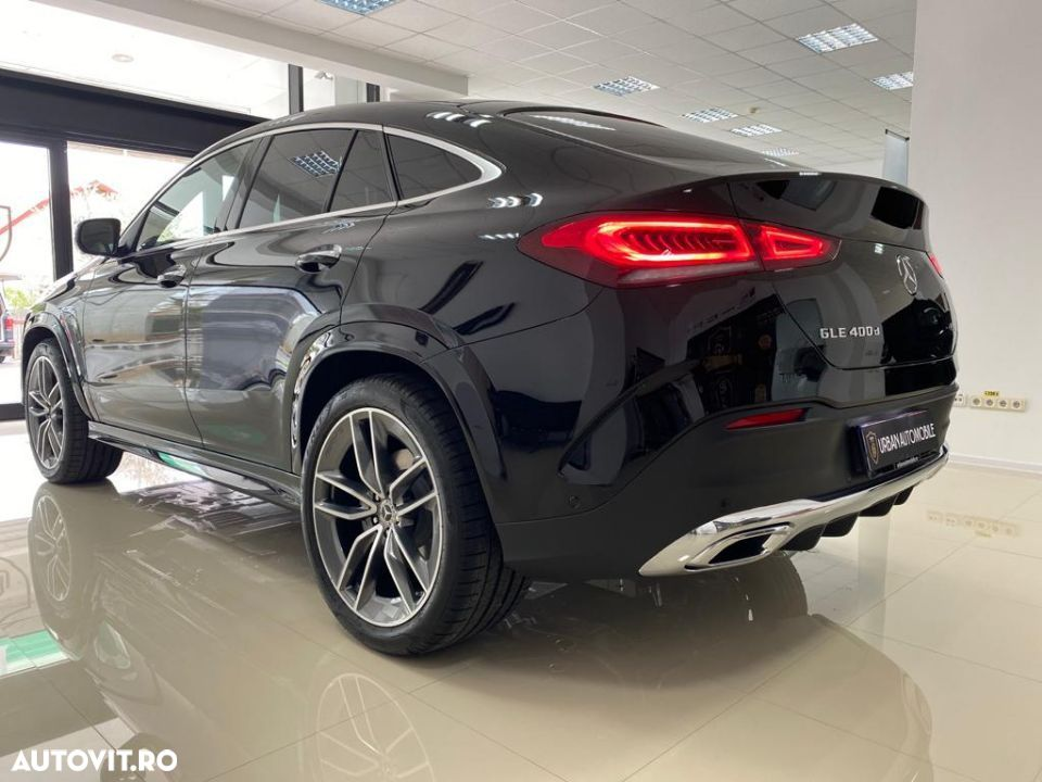 Mercedes-Benz GLE Coupe 400 - 34
