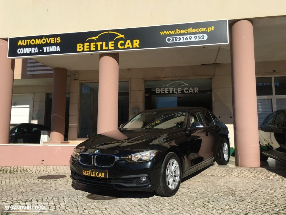 BMW 320 d Advantage Auto - 1