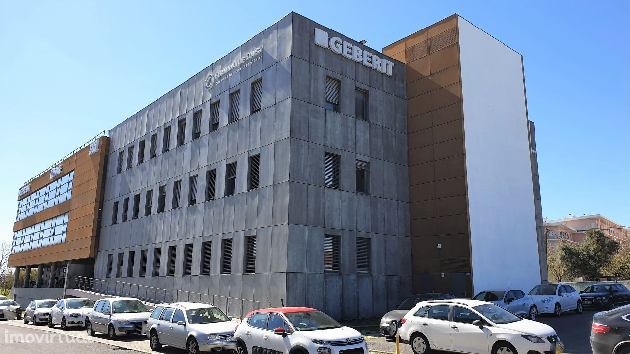 Escritório Arrendar Lisboa   448 m2   LISPOLIS   Multitech