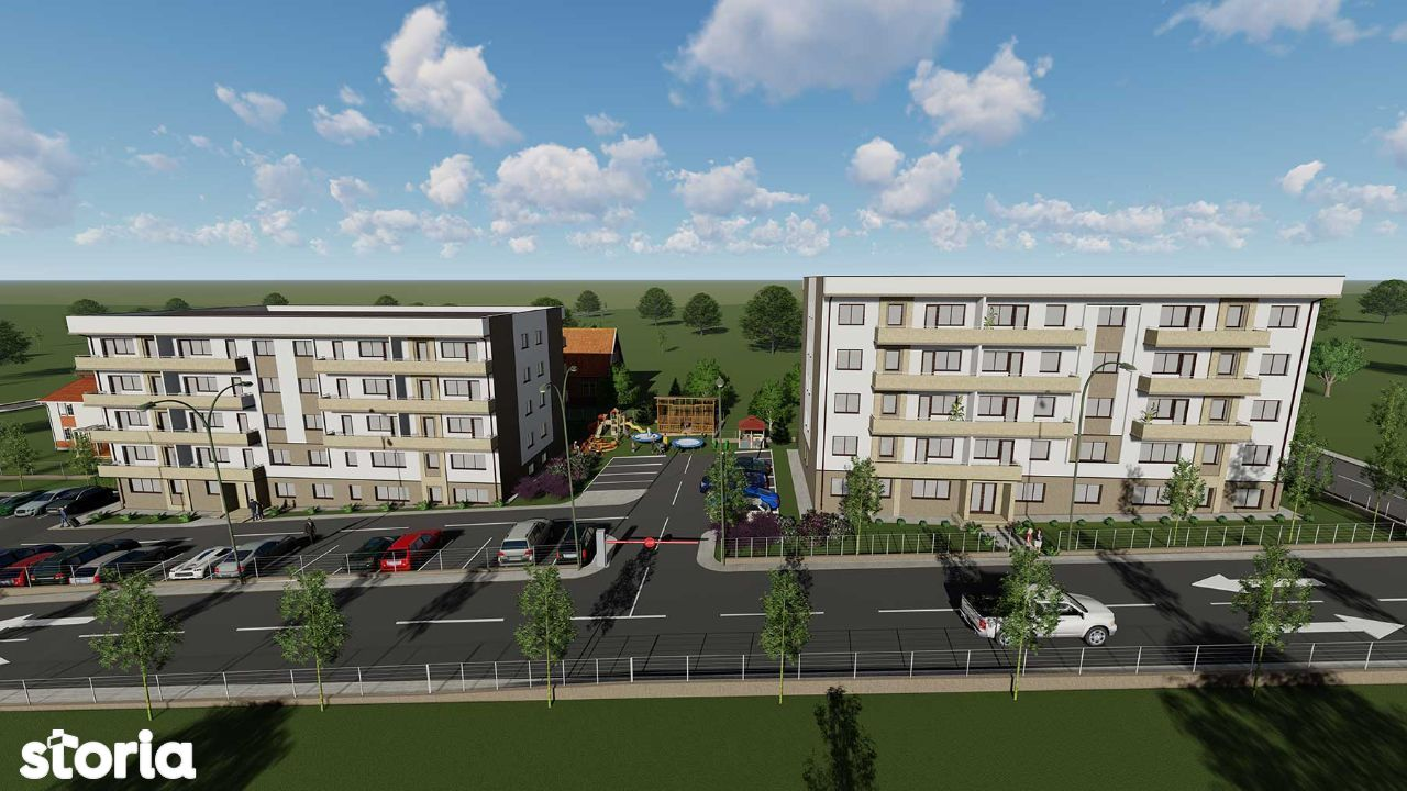Apartamente noi 1-2-3 camere, zona Nicolina-Belvedere-Platoul Insorit