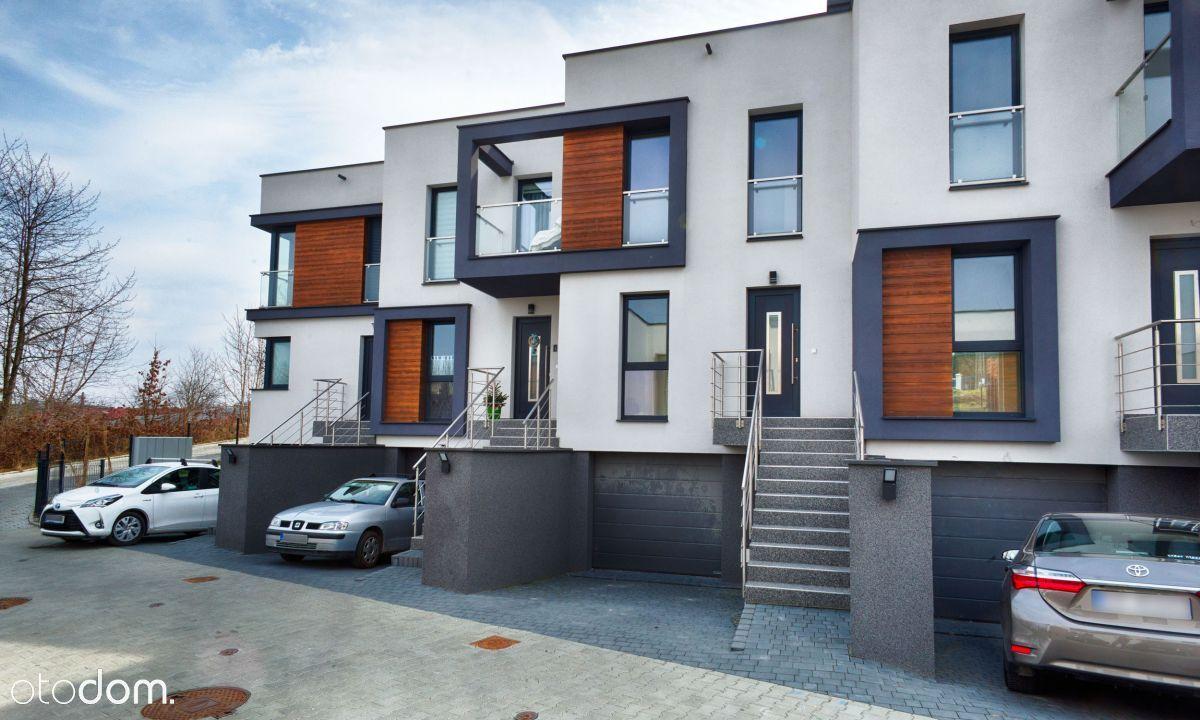 Brzesko Nowe dwupoziomowe mieszkanie z ogródkiem