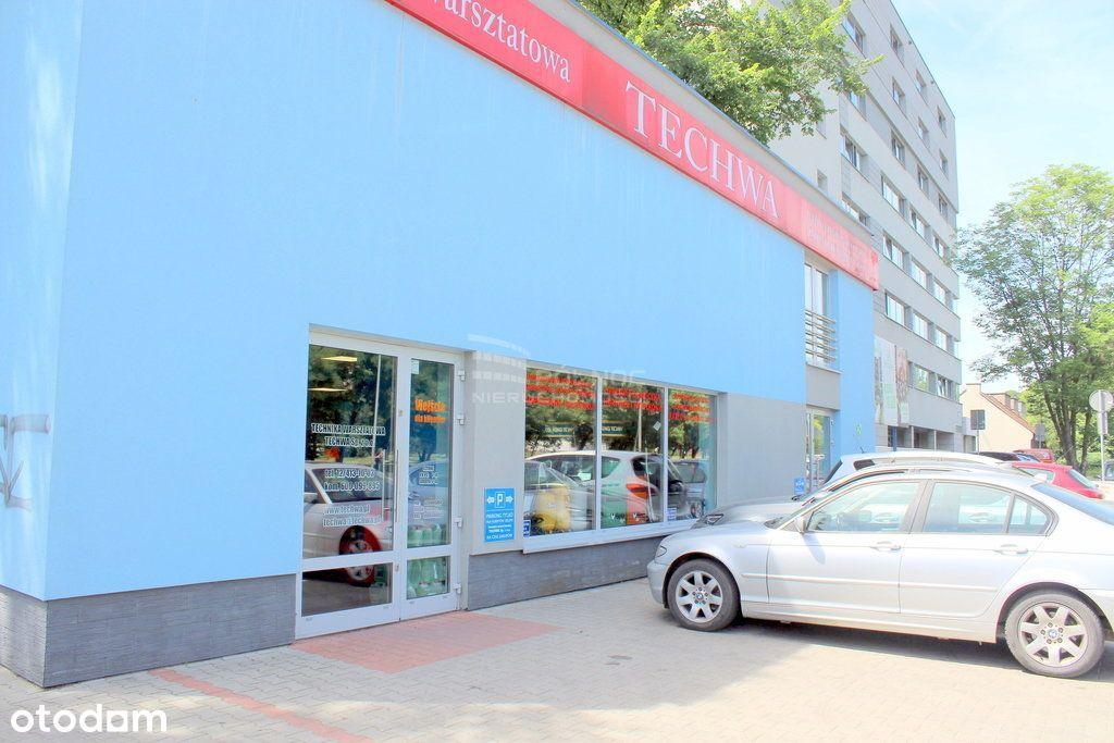 Lokal, świetna lokalizacja, parking, al.J.Pawła II