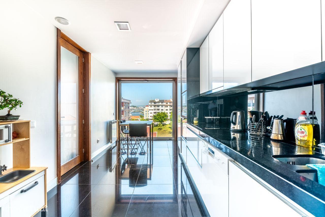 Sublime Apartamento T3 - vista Ponte D. Luís