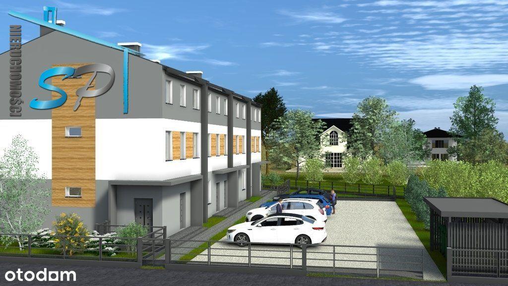 Mieszkania parterowe oraz dwupoziomowe z ogródkami