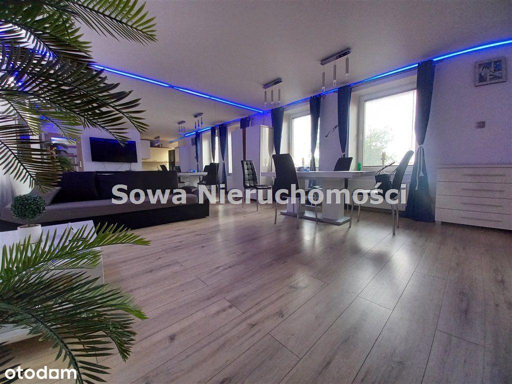 Mieszkanie, 38 m², Wałbrzych