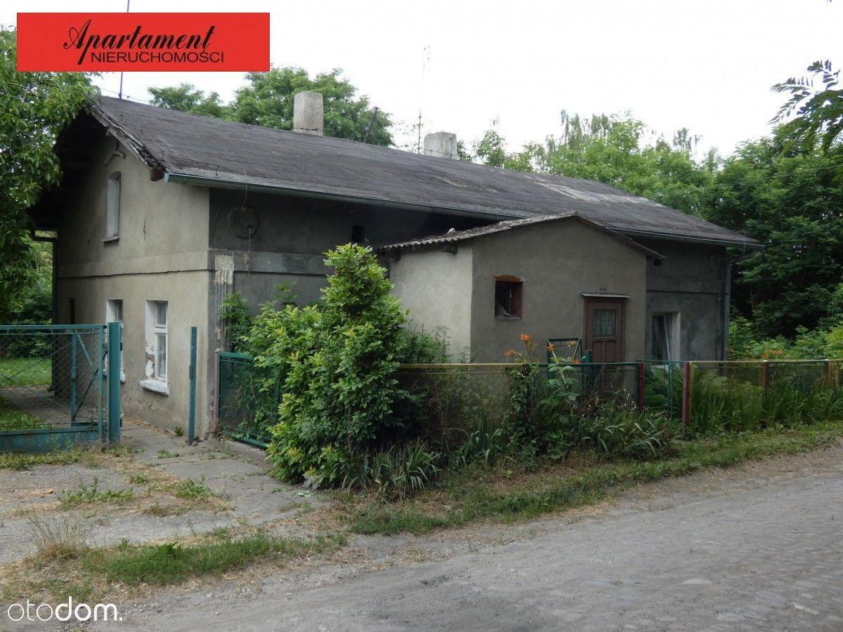 Tani dom do remontu w spokojnej okolicy