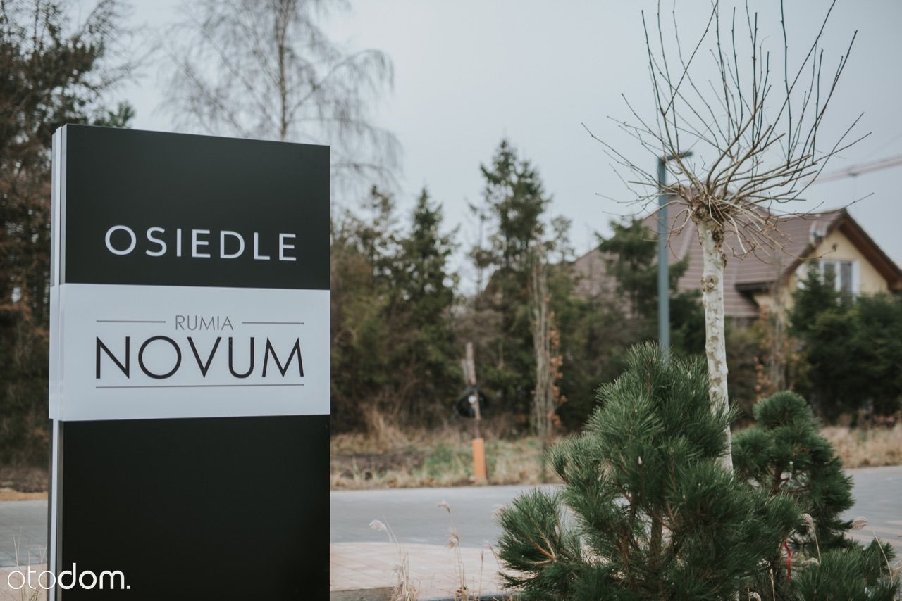 Lokale usługowe do wynajęcia - Osiedle Novum Rumia