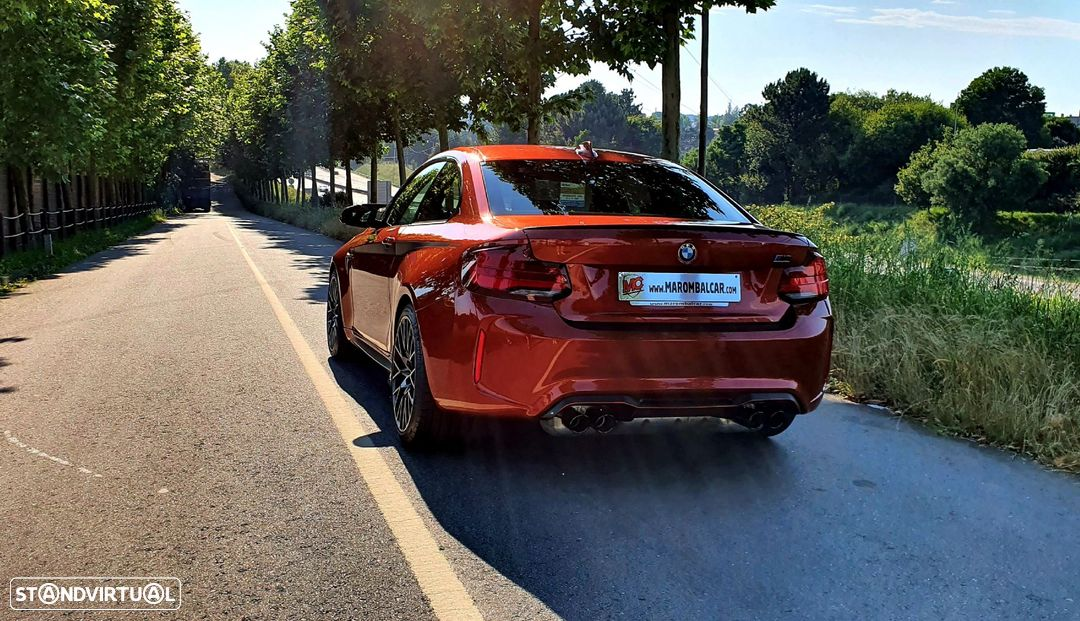 BMW M2 COMPETITION - 8