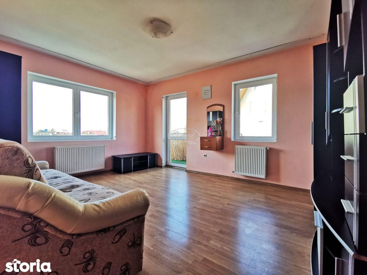 Apartament cu o camera in zona de case