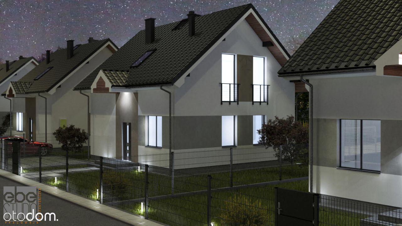 Nowe domy wolnostojące w Niepołomicach bez pośredn