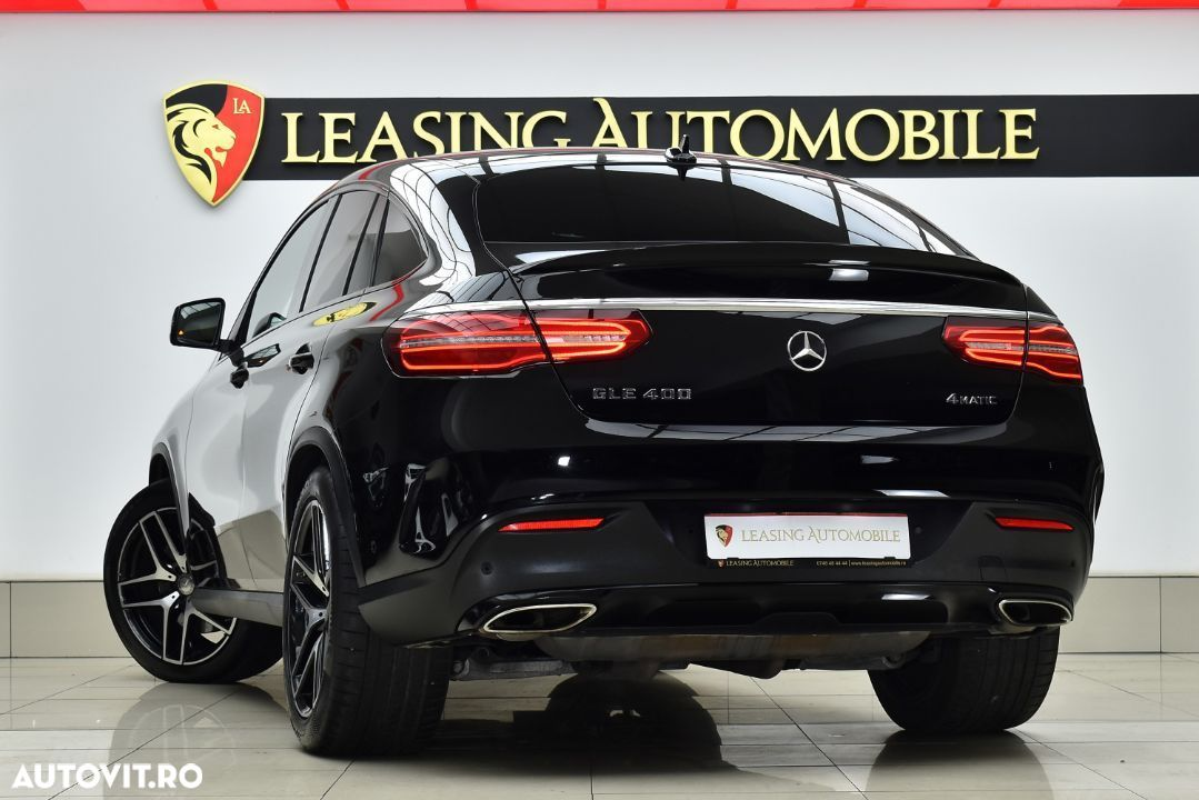 Mercedes-Benz GLE Coupe 400 - 5