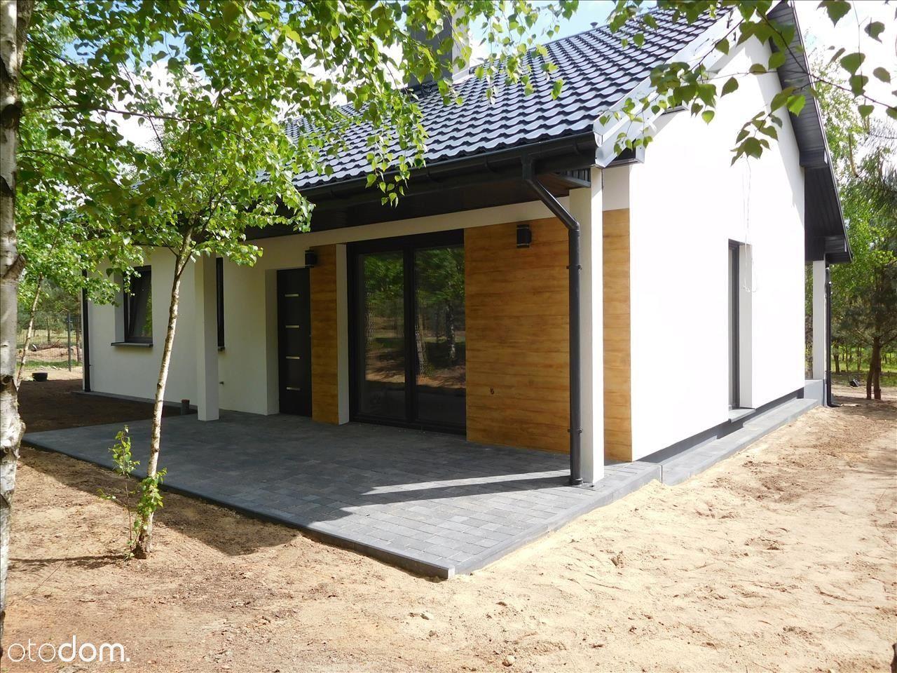 Dom, 75,36 m², Przyborów