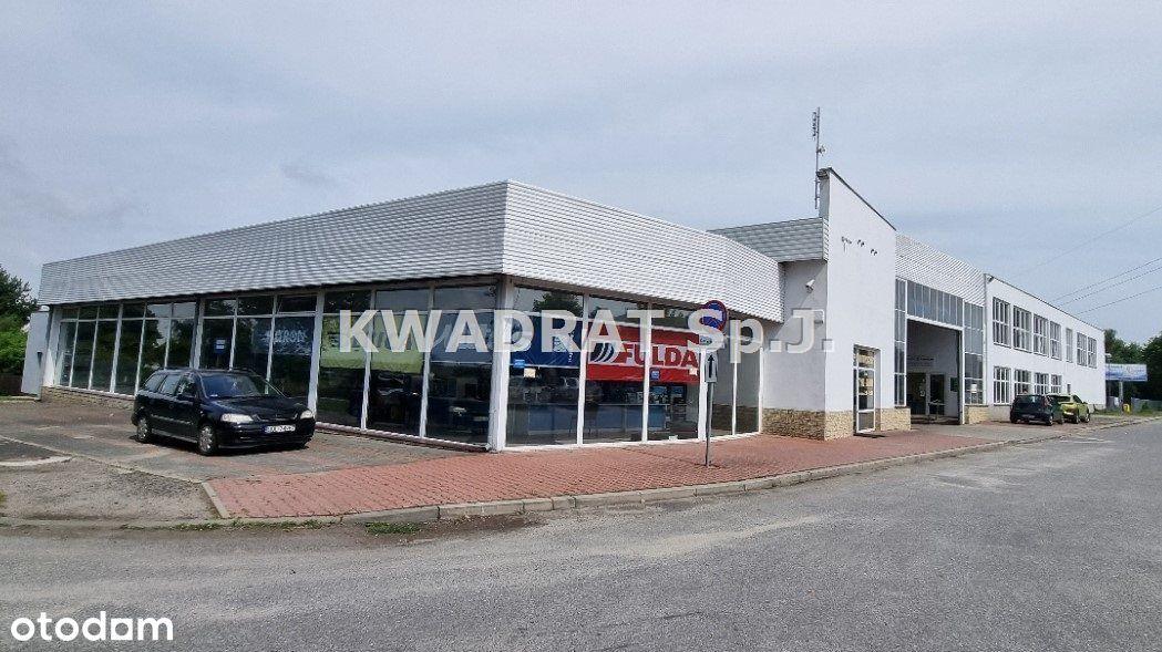 Lokal użytkowy, 1 664 m², Syców