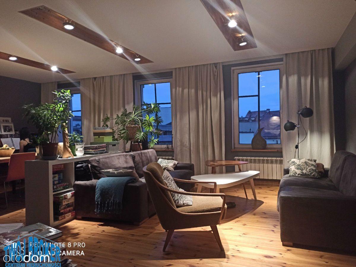 Sprzedam mieszkanie 5 pokoi ponad 130 m2 - Bytów