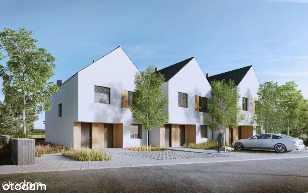 Nowe Mieszkanie z ogrodem - kameralne osiedle S7A