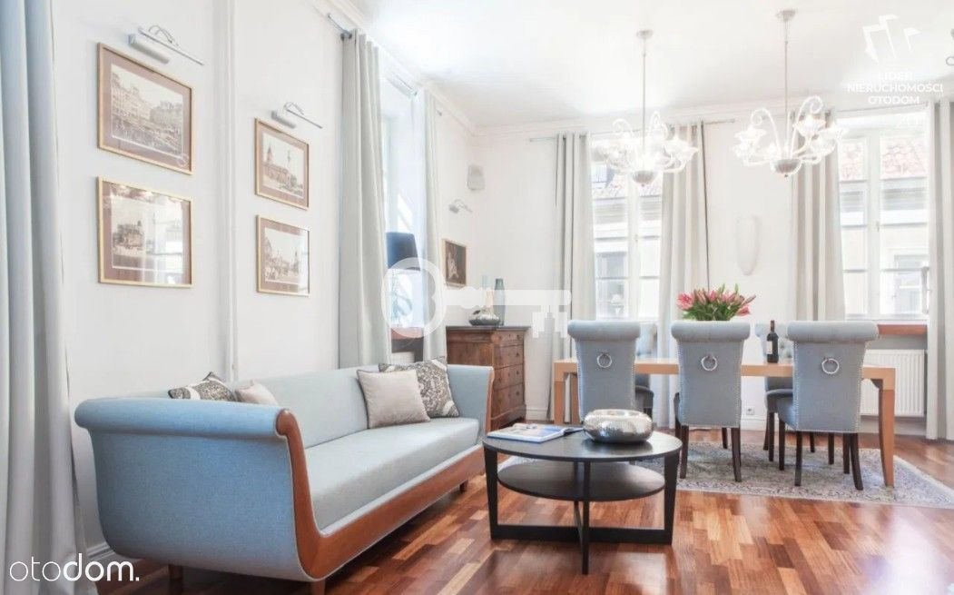 Stare Miasto | luksusowe wnętrza | 3 pokoje |
