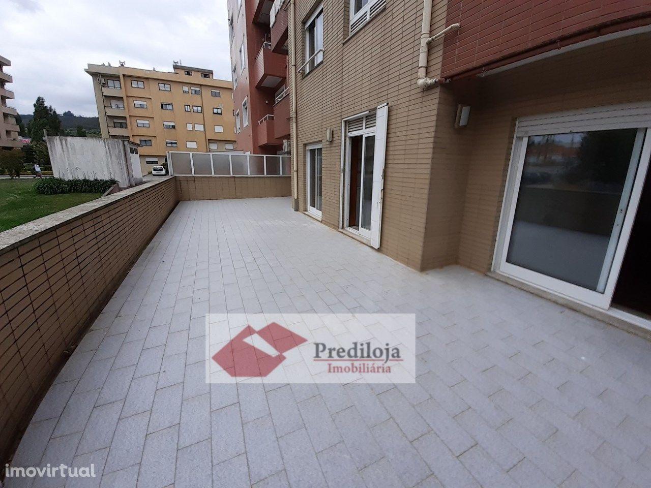 Apartamento T2 c/Terraço de 70m2, Prox. Continente ,Valongo