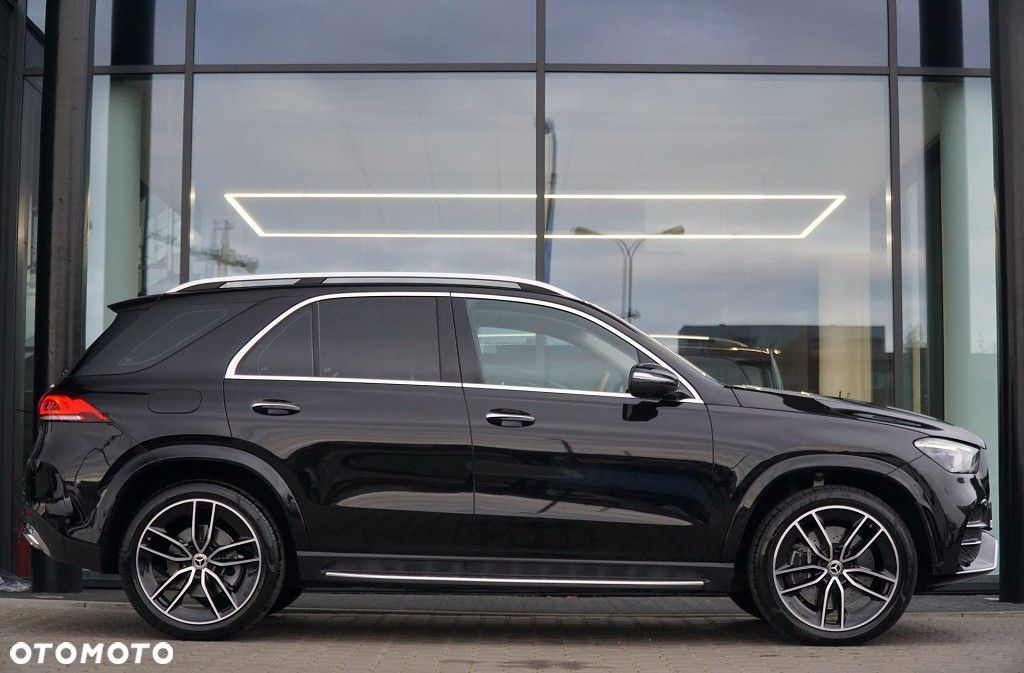 Mercedes-Benz GLE 450 4M AMG Off-Road PanoDach Ambient Burmester LED - 3