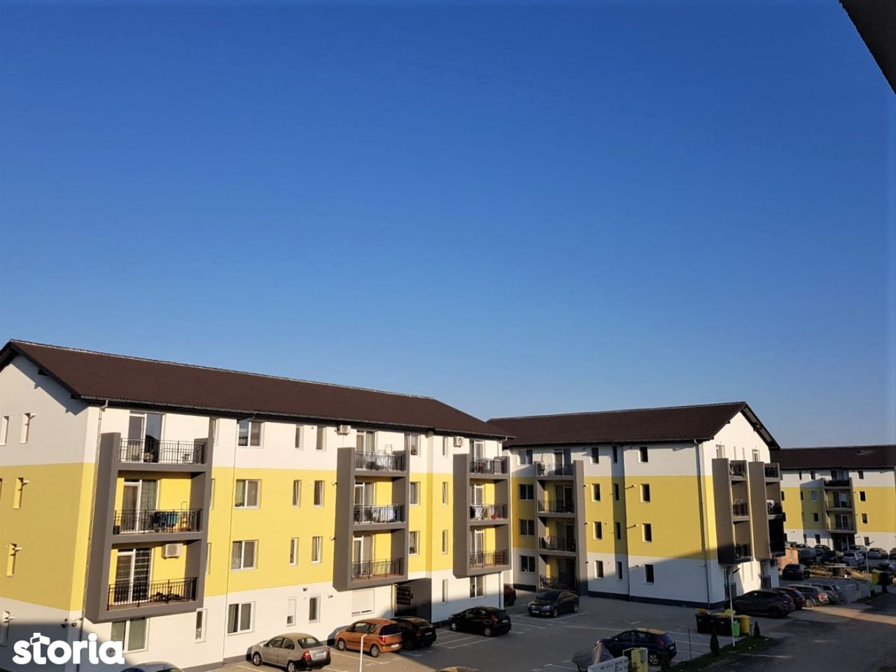 Apartament nou 2 camere decomandat la cheie 55 mp utili