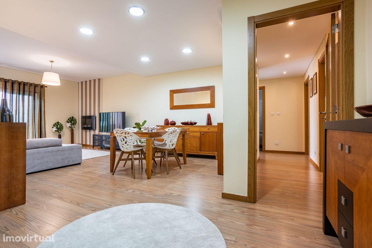 T4 com Suite, Garagem e Arrecadação na Quinta da Courela, Seixal