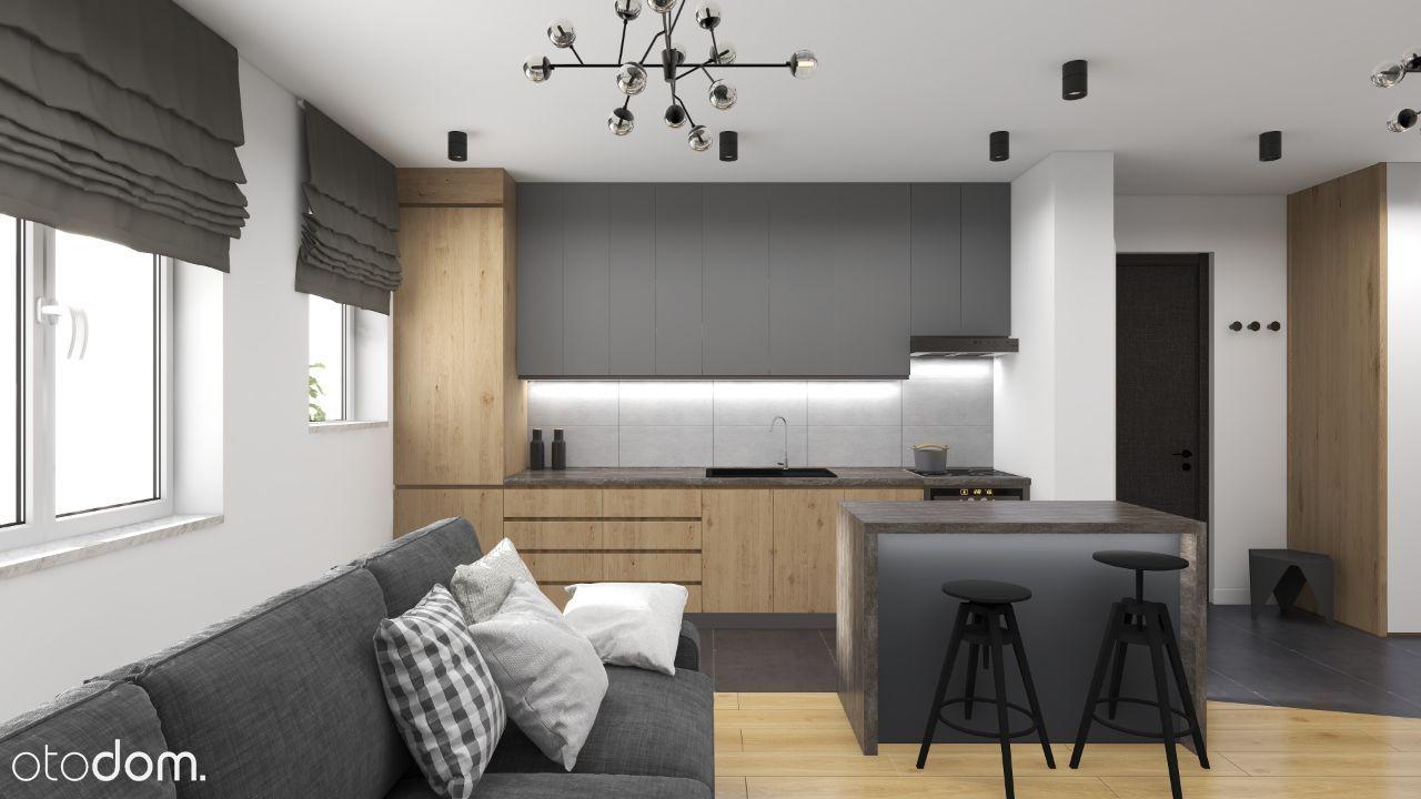 Mieszkanie 3 pok, 51m2 gotowe do odbioru