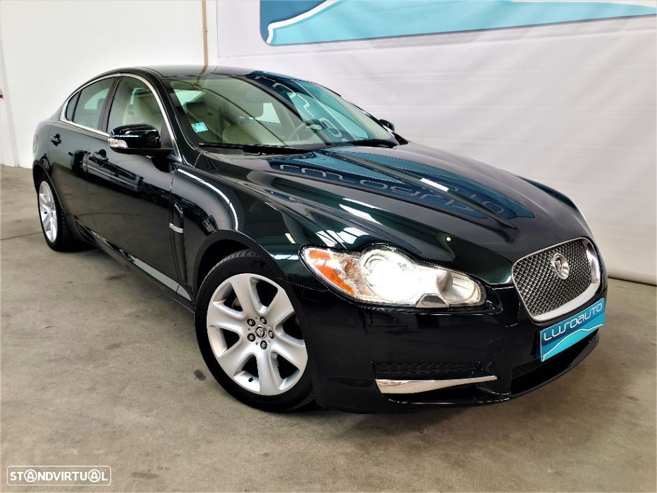 Jaguar XF 3.0 V6 Luxury - 8