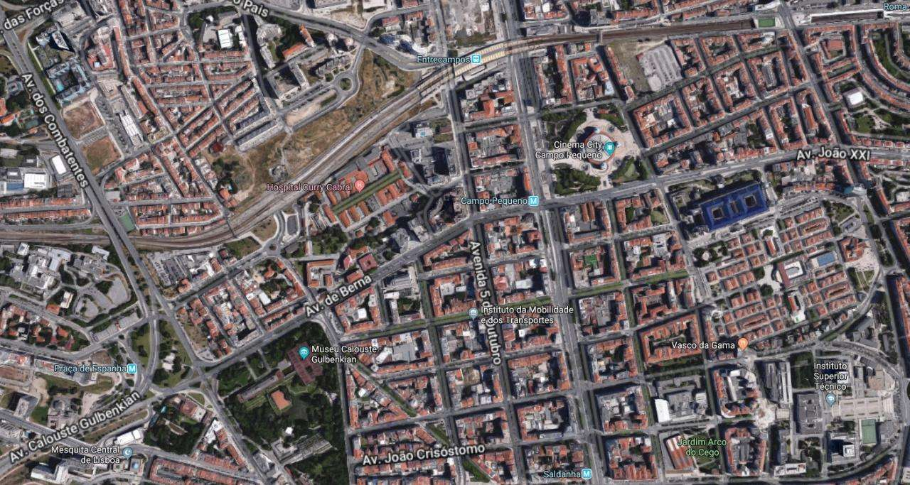 Escritório para comprar, Avenidas Novas, Lisboa - Foto 1
