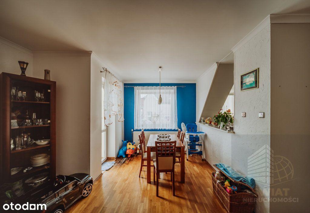 5-pokojowe mieszkanie na Bezrzeczu