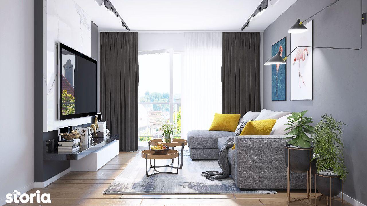 Apartament 2 camere,etaj 1,Sos. Giurgiului-Dedeman 50.350 Euro (ID:13)
