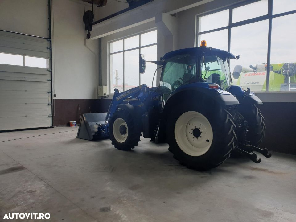 New Holland T6.125 - 4