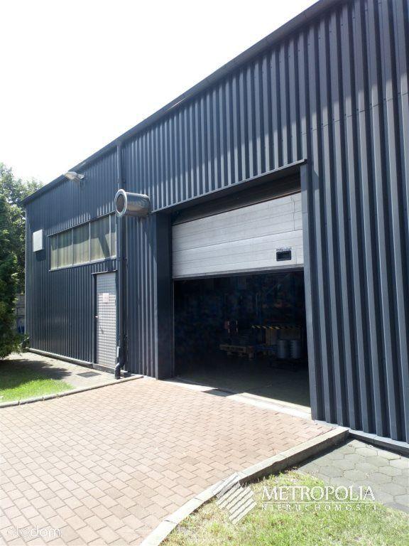 Hala produkcyjno - magazynowa 900 m2 Zabierzów