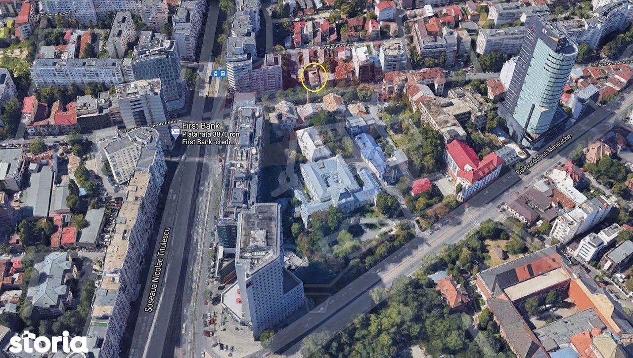 TEREN 360 mp cu PUD zona Piata Victoriei-oportunitate INVESTITIE
