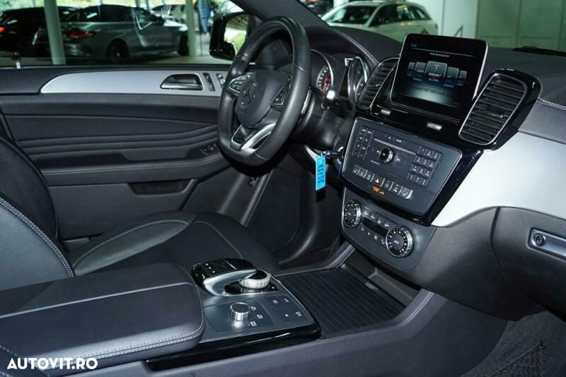 Mercedes-Benz GLE Coupe 43 - 4