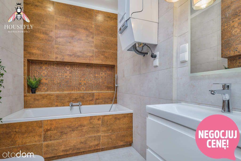 75 m2 Luksusu, 3 Pokoje, Kominek, Balkon