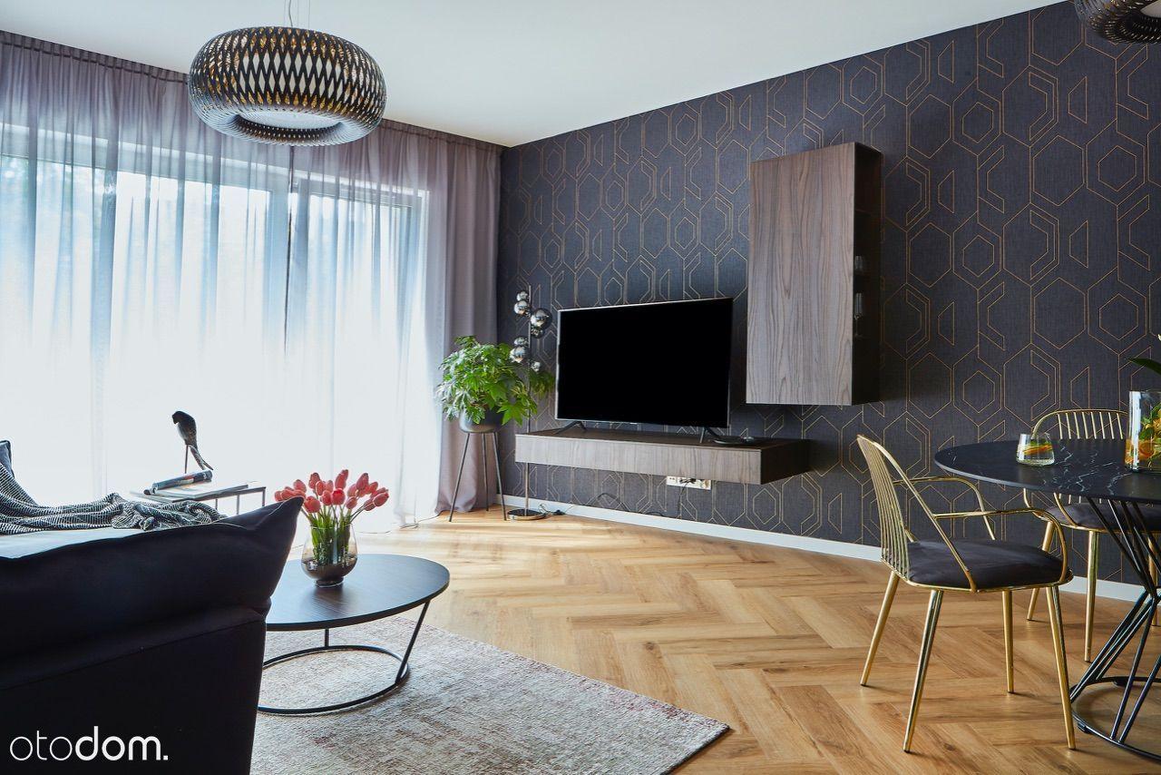 Apartament dla osób wrażliwych na estetykę.