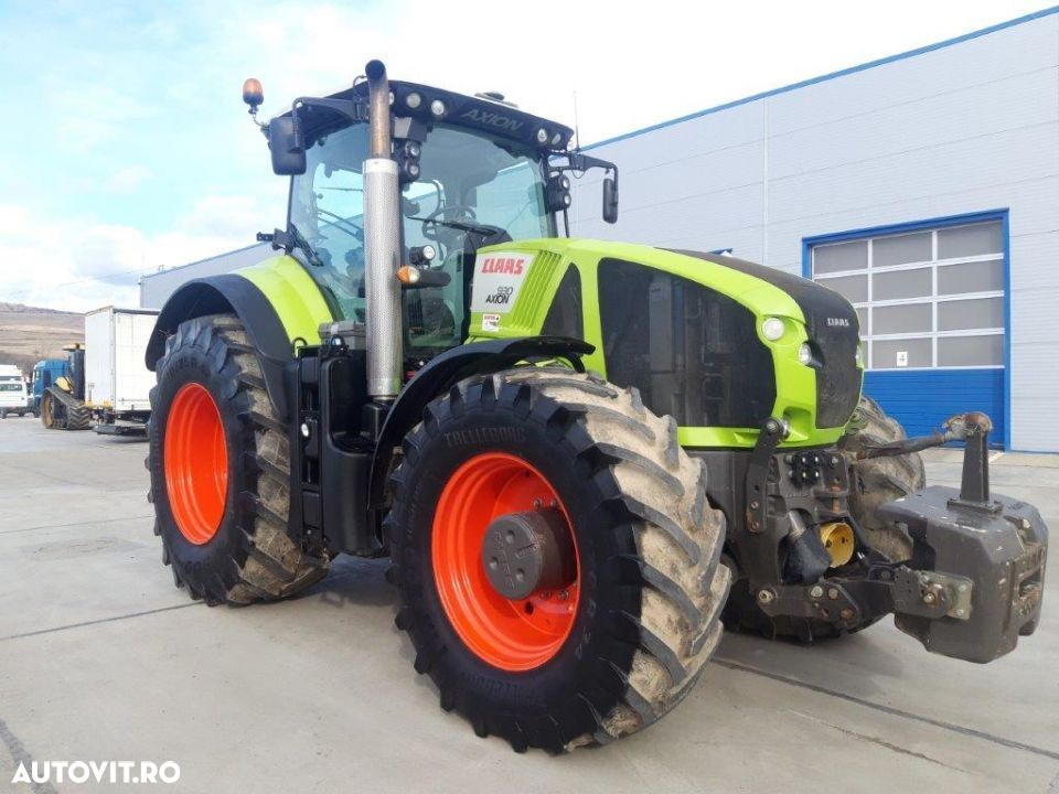 Claas AXION 930 CMATIC - 1