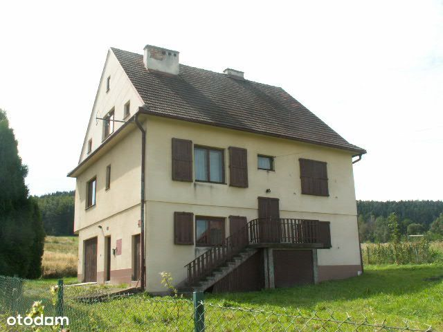 Dom, teren 0.41 ha, JAWORNIK, gm. Myślenice