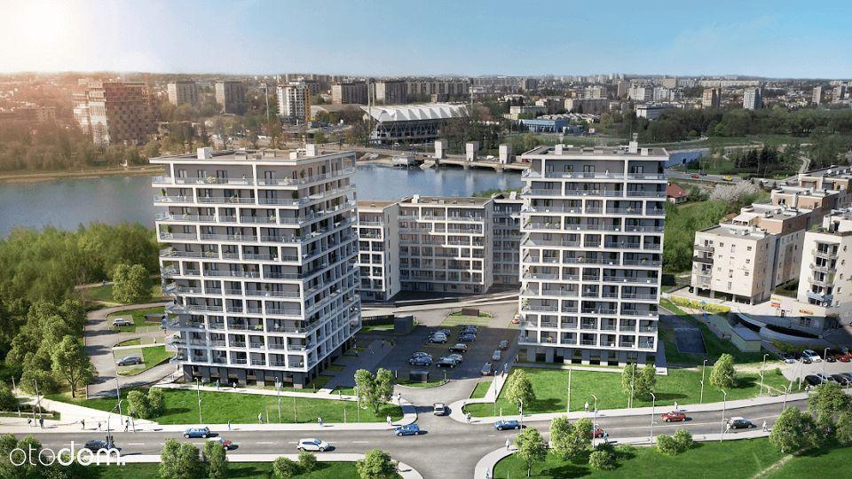 Tarasy Nad Zalewem,30,72m2 Z komórką 6 piętro