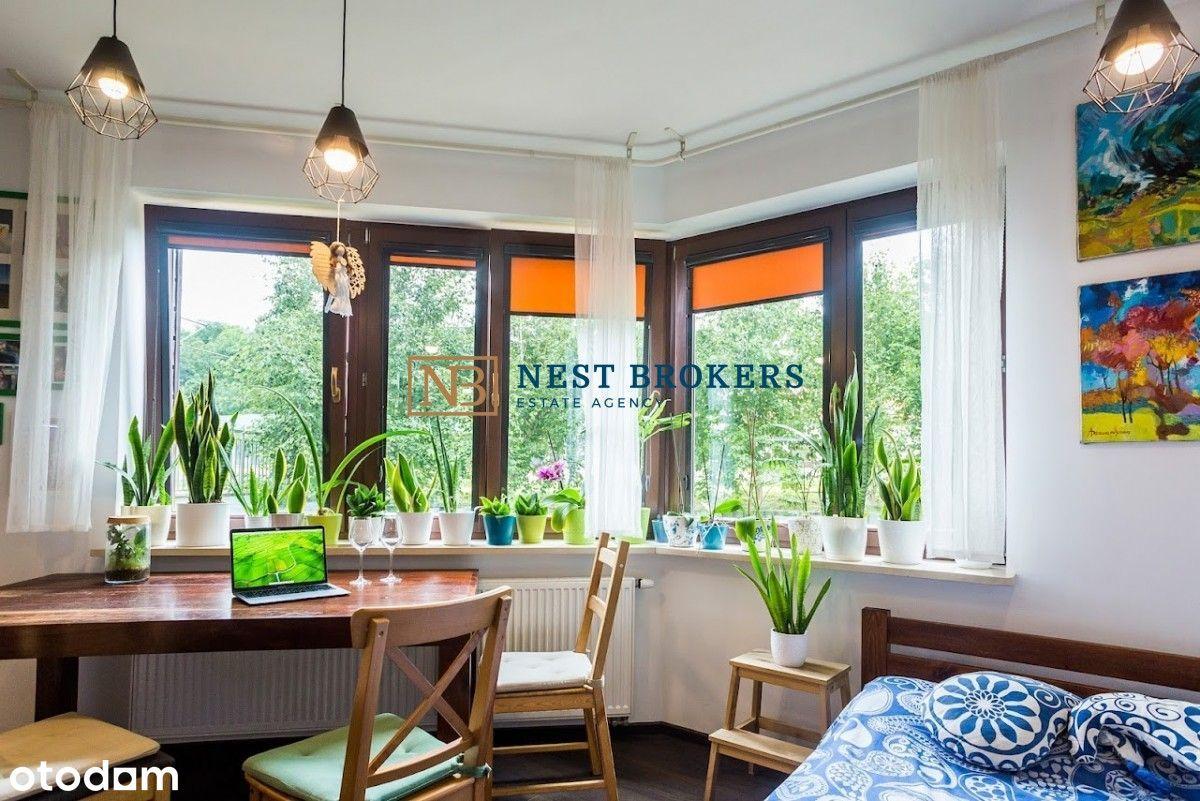 Zadbane dwupokojowe mieszkanie - do wejścia