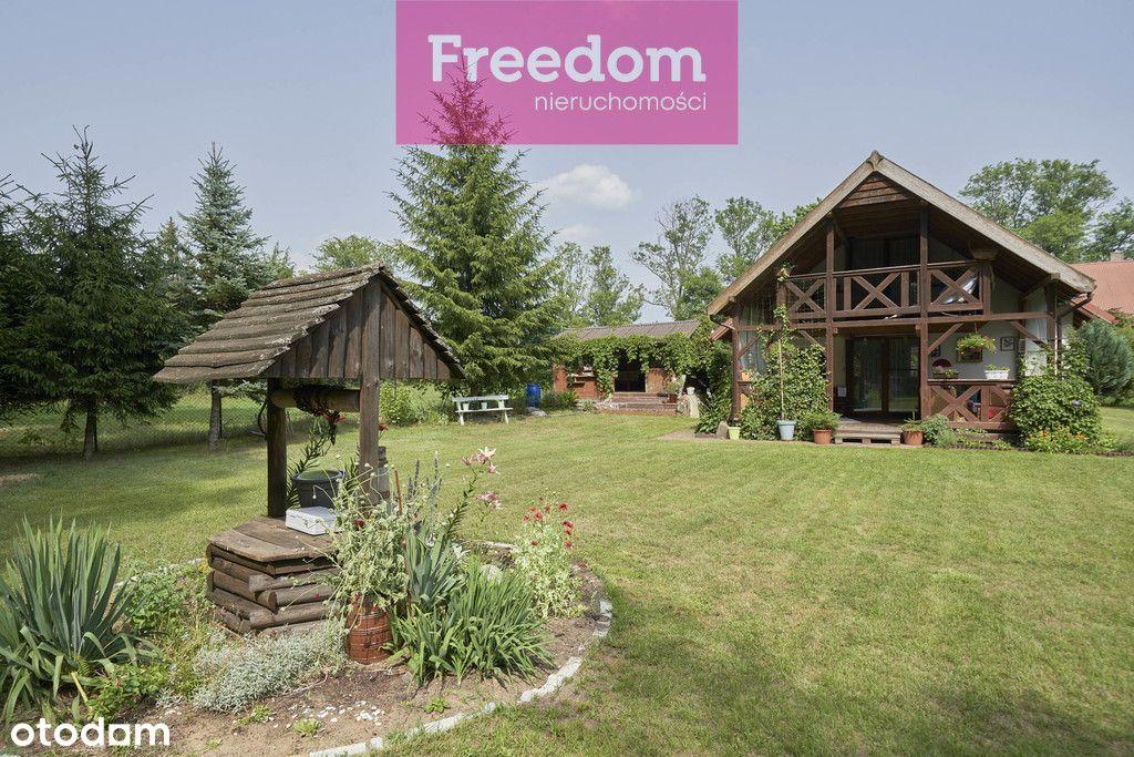 Całoroczny dom w pobliżu lasów i jezior!