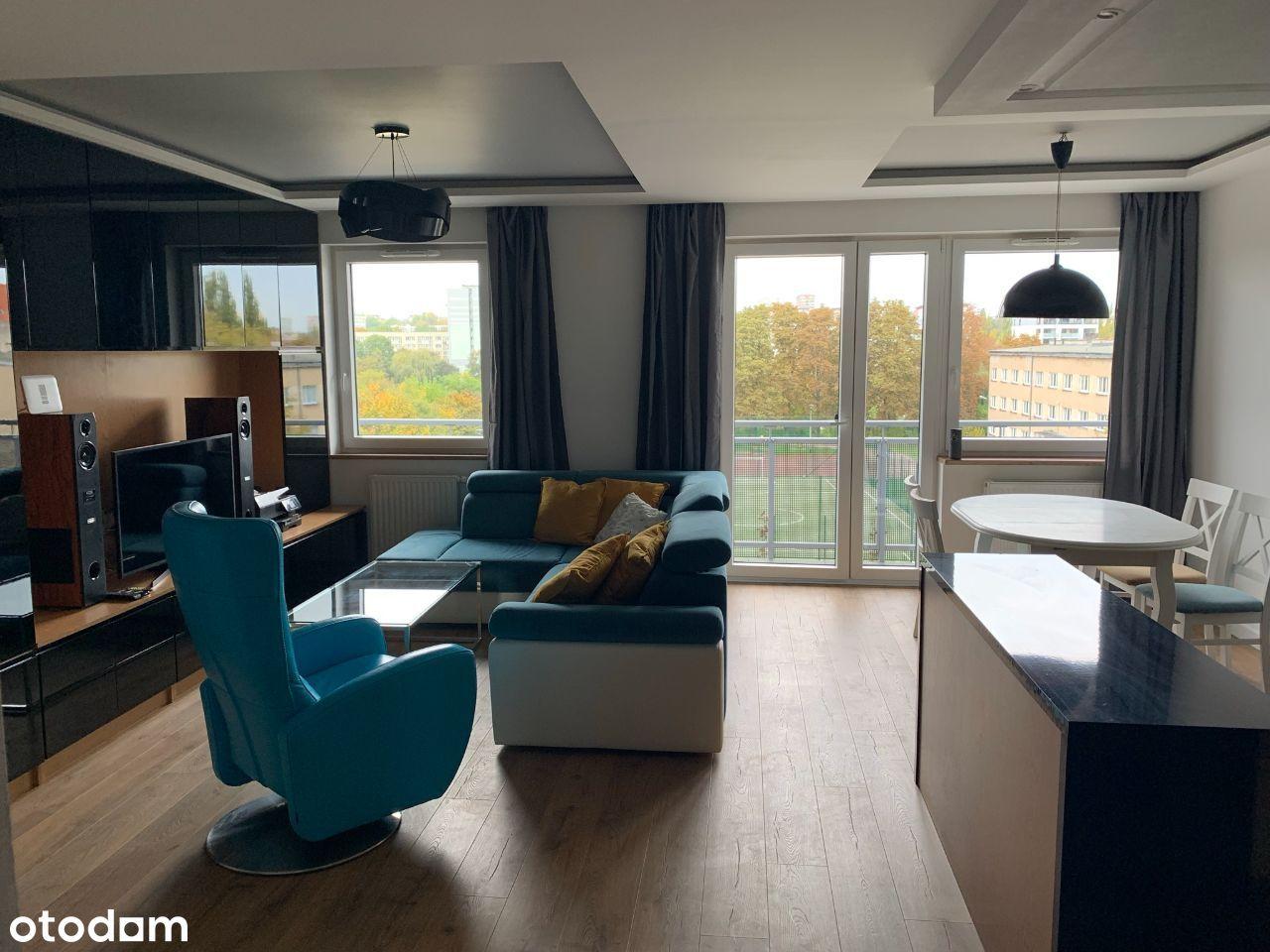 3 pokojowy apartament Szczecin