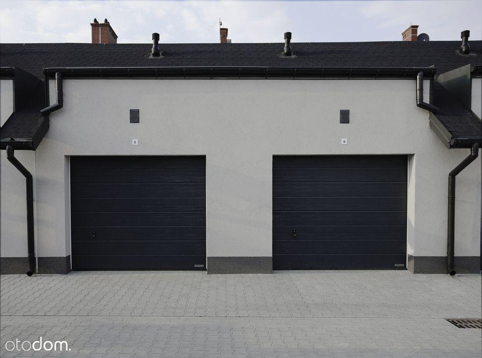 Nowe garaże Zielonki